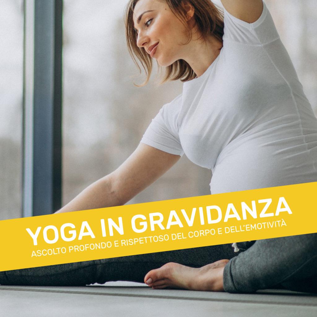 Corso di Yoga in gravidanza