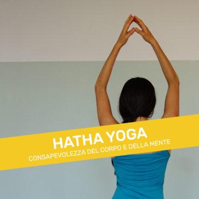 Corso di Hatha Yoga pausa pranzo